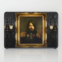 kurt cobain iPad Cases featuring Dave Grohl - replaceface by replaceface