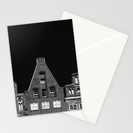 Lunenburg Skyline Stationery Cards