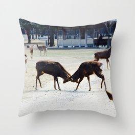 Nara Throw Pillow