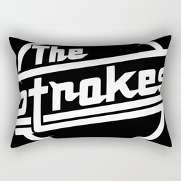 the strokes logo 2019 2020 nekato Rectangular Pillow