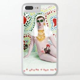 A Portuguesa Clear iPhone Case
