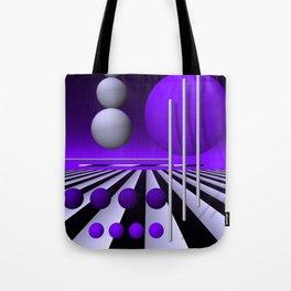 go violet -03- Tote Bag