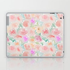 Colorful Florals Laptop & iPad Skin