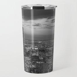 Chicago by Night Travel Mug