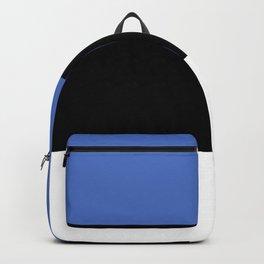 Estonia flag emblem Backpack
