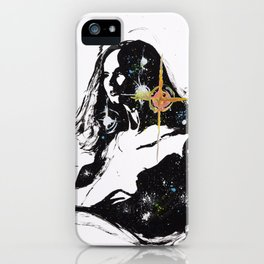 Lady Eternity iPhone Case