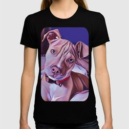 The American Pit Bull Terrier T-shirt