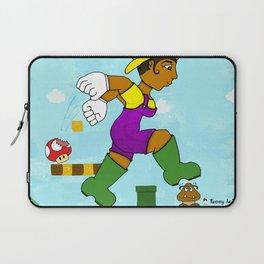 Lauriel: Super Mario Sister Laptop Sleeve