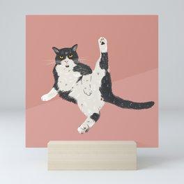 Deal With It Mini Art Print