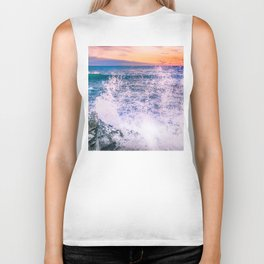 Surf Atlantic Rocky Coast Biker Tank