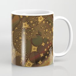 Abstract 0009 Coffee Mug