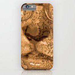 Emotional Savanna iPhone Case