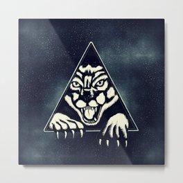 Illumicati Metal Print