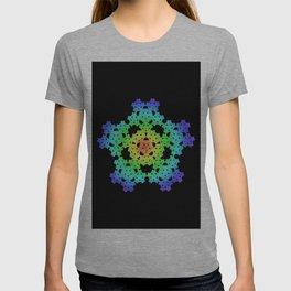 Pentaflake T-shirt