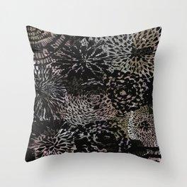 Floral - Opulent Throw Pillow