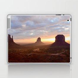 Sunrise over Monument Valley Laptop & iPad Skin