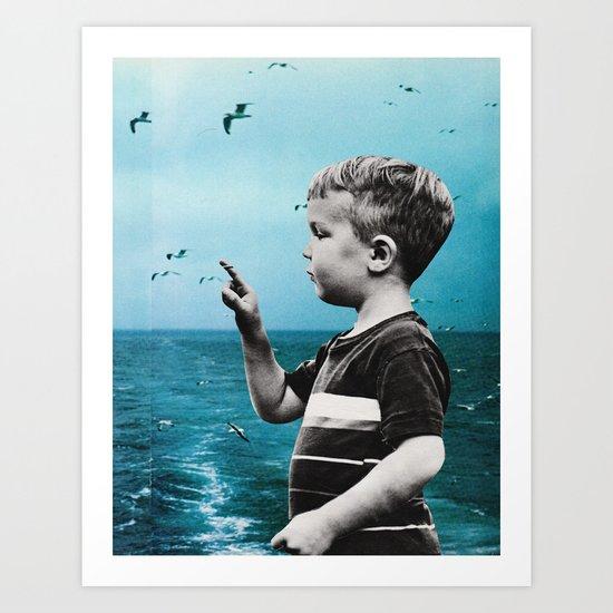 Cippo Art Print