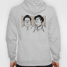 Face Olivers Hardy Hoody