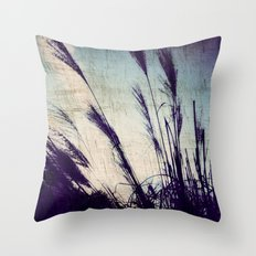 Feel free - Nature #Art 1 Throw Pillow
