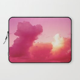 The battle of the light and shadow Laptop Sleeve