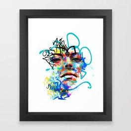 Trim Framed Art Print