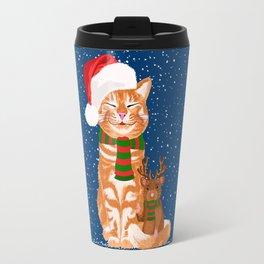 Christmas Buddies Travel Mug