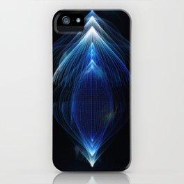 Generative Prints - #001 iPhone Case