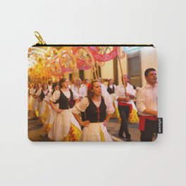 Festival in Azores islands Carry-All Pouch