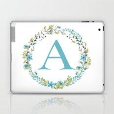 Letter A Laptop & iPad Skin
