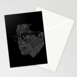 Malcom X Stationery Cards