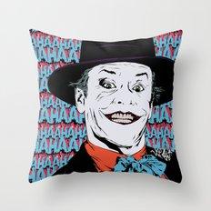 You Can Call Me...Joker! Throw Pillow