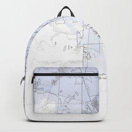Receding Skylines Backpack