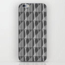 Modern Simple Geometric Pattern 2.8 iPhone Skin