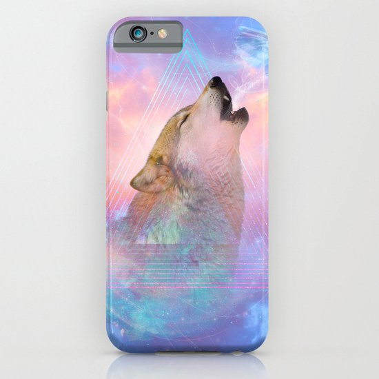 Dream By Day (Wolf Dreams - Remix Series) iPhone & iPod Case
