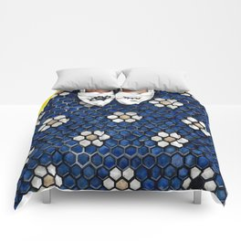 Art Beneath Our Feet Project - Grand Rapids Comforters