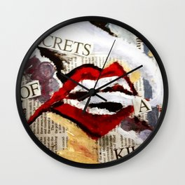 Day Job Wall Clock