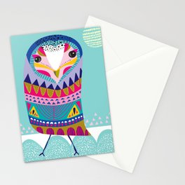 Mr Owl Stationery Cards