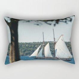 Bluenose II Rectangular Pillow