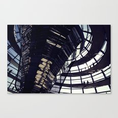 Berlin calling Canvas Print