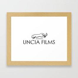 UNCIA FILMS Framed Art Print