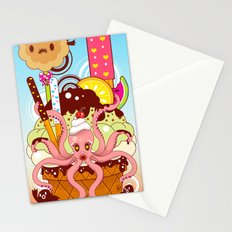 Suspended in Gaffa Stationery Cards