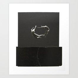 Totality Art Print