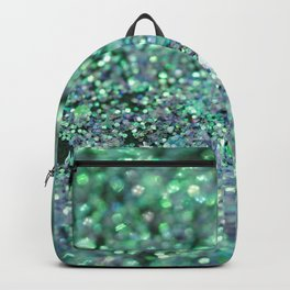 Underwater Mermaid Glitter #1 #shiny #decor #art #society6 Backpack