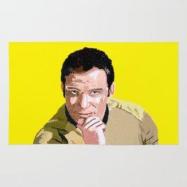 Captain Kirk Rug