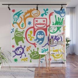 Misfit Wall Mural