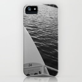 Row iPhone Case