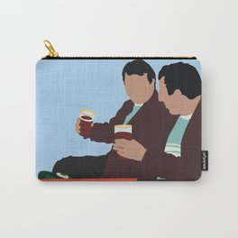 Kidnapping Caucassian Style Carry-All Pouch
