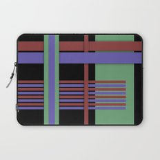 Abstract #407 Laptop Sleeve