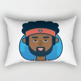 Baller Rectangular Pillow