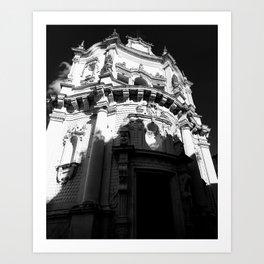 Lecce Art Print